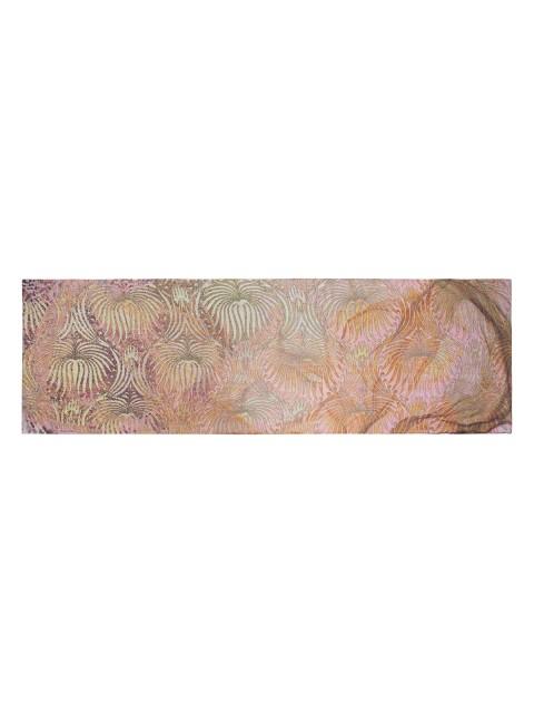 Палантин ELEGANZZA (Элеганза) D40-1197 Оранжевый фото №1 01-00018824