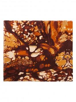 Палантин Labbra  LBL33-290 Коричневый фото №1 01-00020907