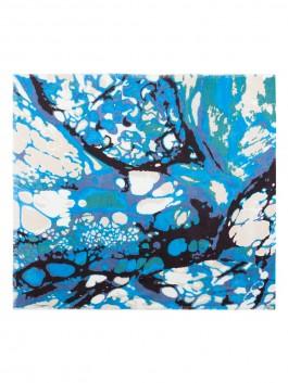 Палантин Labbra  LBL33-290 Синий фото №1 01-00020908