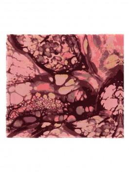 Палантин Labbra  LBL33-290 Розовый фото №1 01-00020909