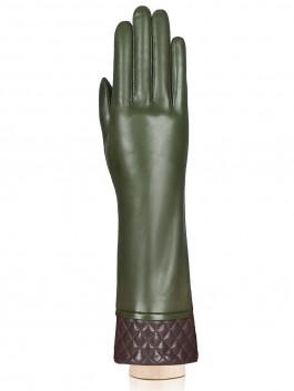 Fashion перчатки ELEGANZZA (Элеганза) HP91300 Зеленый фото №1 01-00020560