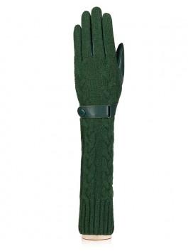 Длинные перчатки Labbra  LB-02073 Зеленый фото №1 01-00010430