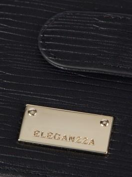 Визитница ELEGANZZA (Элеганза) Z4701-860 Черный фото №2 01-00021679