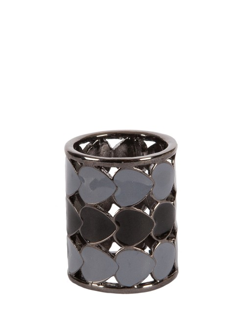 Бижутерия для платков ELEGANZZA (Элеганза) R538 Темно-серый фото №1 01-00020780