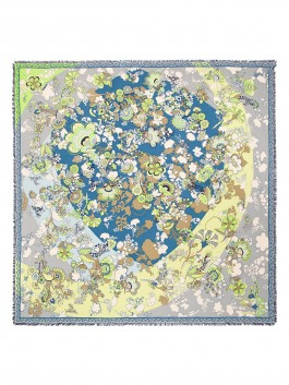 Платок ELEGANZZA (Элеганза) D34-1202 Салатовый фото №1 01-00022778