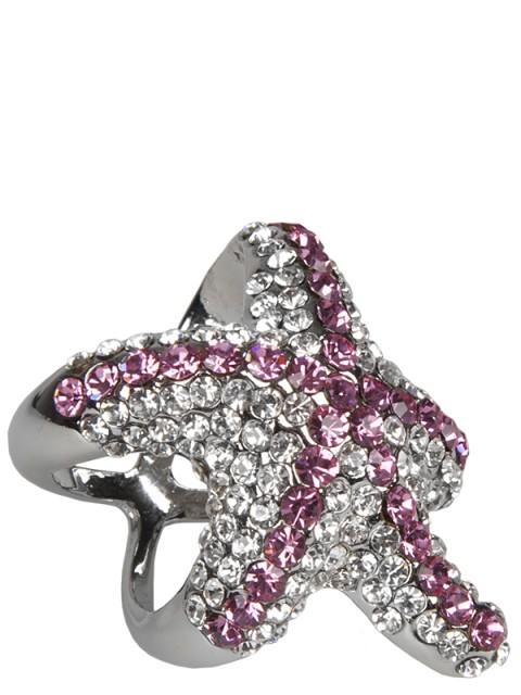 Бижутерия для платков ELEGANZZA (Элеганза) X1934 Розовый фото №1 01-00009111