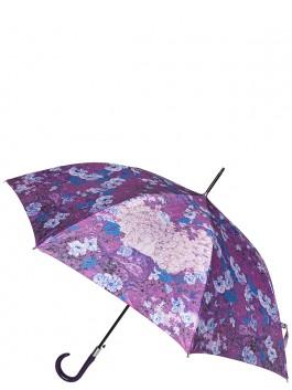 Зонт-трость ELEGANZZA (Элеганза) T-06-0263 Бордовый фото №1 01-00008624
