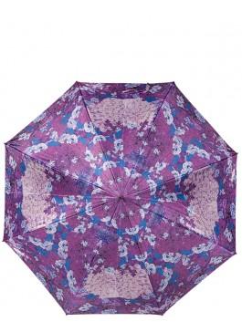 Зонт-трость ELEGANZZA (Элеганза) T-06-0263 Бордовый фото №2 01-00008624