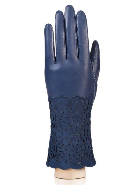 Fashion перчатки ELEGANZZA (Элеганза) IS04020 Синий фото №1 01-00023457