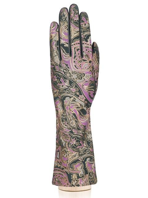Fashion перчатки ELEGANZZA (Элеганза) IS00148 Зеленый фото №1 01-00020569