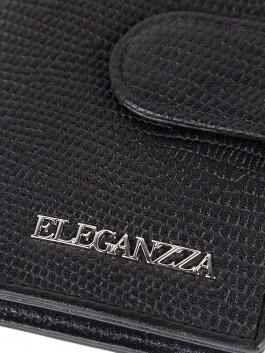 Визитница ELEGANZZA (Элеганза) Z5354-860 Черный фото №4 01-00024637