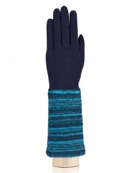 Длинные перчатки Labbra  LB-PH-1605 Синий фото №1 01-00023804