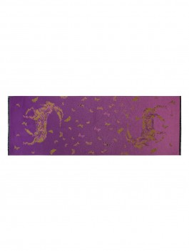 Палантин Labbra  LSC33-659 Фиолетовый фото №1 01-00024208