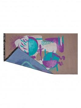 Палантин Labbra LSC33-657 Коричневый фото №1 01-00024198