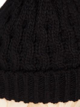 Шапки Labbra  LB-M99101 Черный фото №3 01-00025021