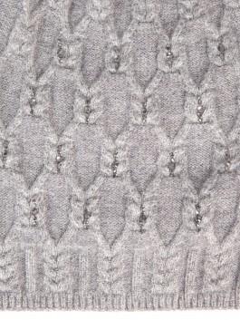 Шапки Labbra  LB-D77004 Светло-серый фото №3 01-00024953