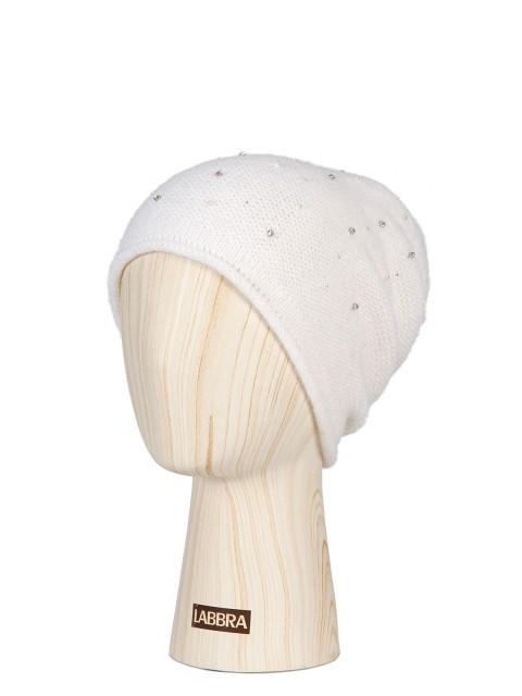 Шапки Labbra LB-N88008 Белый фото №1 01-00025063
