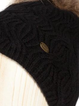 Шапки Labbra  LB-N88009 Черный фото №3 01-00025066