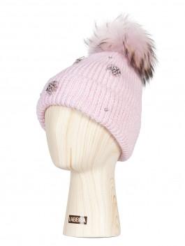 Шапки Labbra LB-N88005 Розовый фото №1 01-00025009