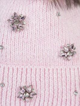 Шапки Labbra LB-N88005 Розовый фото №3 01-00025009