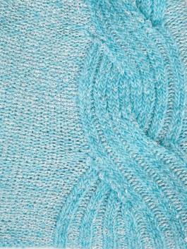 Шапки Labbra LB-N88004 Голубой фото №3 01-00025006