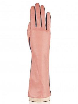 Длинные перчатки ELEGANZZA (Элеганза) F-IS0065 Коралловый фото №1 01-00015640
