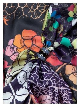 Бижутерия для платков ELEGANZZA (Элеганза) R538 Темно-серый фото №2 01-00020780