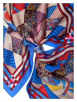 Бижутерия для платков ELEGANZZA (Элеганза) R547 Серебряный фото №2 01-00020790