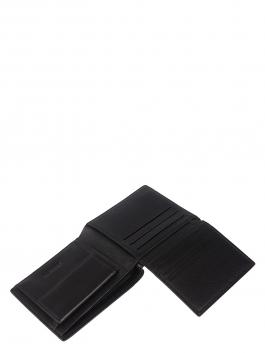 Кошелек ELEGANZZA (Элеганза) Z5343-4018 Черный фото №4 01-00024045