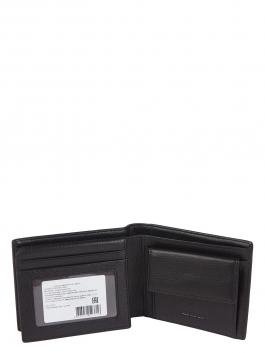 Кошелек ELEGANZZA (Элеганза) Z5343-4018 Черный фото №5 01-00024045