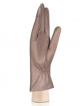 Перчатки Touch ELEGANZZA (Элеганза) TOUCHF-IS5500shelk Серо-коричневый фото №2 01-00022985