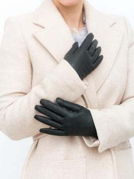 Классические перчатки ELEGANZZA (Элеганза) F-IS5800shelk Черный фото №2 01-00012560