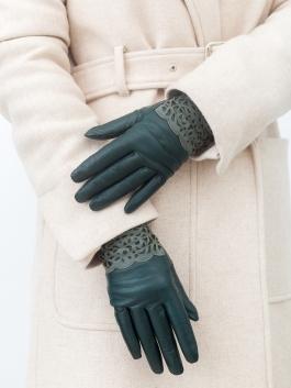 Fashion перчатки ELEGANZZA (Элеганза) IS04020 Зеленый фото №3 01-00023952