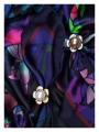 Бижутерия для платков ELEGANZZA (Элеганза) R624 Белый фото №2 01-00023936