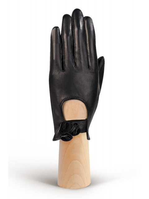 Fashion перчатки ELEGANZZA (Элеганза) HP02020bezpodkladki Черный фото №1 00121939