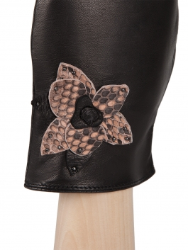 Fashion перчатки ELEGANZZA (Элеганза) IS12500 Черный фото №2 01-00026390