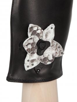 Fashion перчатки ELEGANZZA (Элеганза) IS12500 Темно-серый фото №2 01-00026389