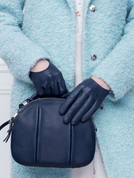 Fashion перчатки ELEGANZZA (Элеганза) IS02002bezpodkladki Синий фото №2 01-00020579