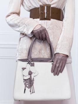 Fashion перчатки ELEGANZZA (Элеганза) IS02002bezpodkladki Розовый фото №3 01-00026367