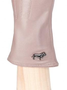 Классические перчатки Labbra  LB-4607-1 Розовый фото №2 01-00026408