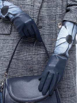 Fashion перчатки ELEGANZZA (Элеганза) F-IS0030 Синий фото №3 01-00026419