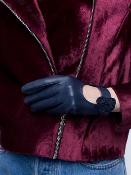 Fashion перчатки ELEGANZZA (Элеганза) HP02020 Синий фото №3 01-00026361