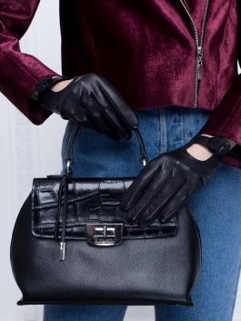Fashion перчатки ELEGANZZA (Элеганза) HP02020bezpodkladki Черный фото №2 00121939