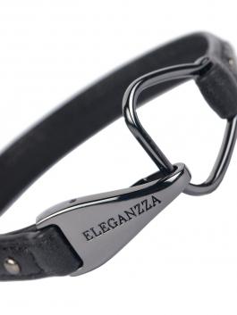 Браслет ELEGANZZA (Элеганза) Z5817-5209S Черный фото №3 01-00026815