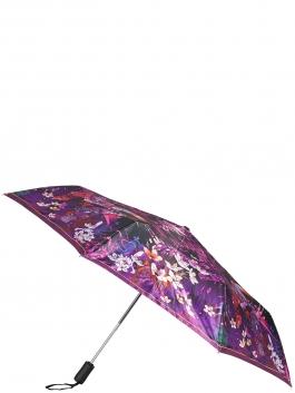 Зонт-автомат ELEGANZZA (Элеганза) A3-05-0369LS Фиолетовый фото №2 01-00025153