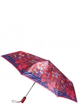 Зонт-автомат ELEGANZZA (Элеганза) A3-05-0374LS Красный фото №2 01-00026728