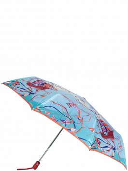 Зонт-автомат ELEGANZZA (Элеганза) A3-05-0379C Голубой фото №2 01-00026744