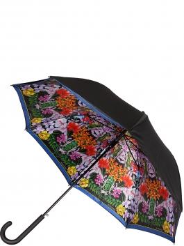 Зонт-трость ELEGANZZA (Элеганза) T-05-0372D Красный фото №1 01-00026830