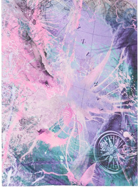 Палантин ELEGANZZA (Элеганза) R22-5050 Розовый фото №1 01-00026042
