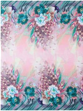 Платок Labbra  LFA60-734 Розовый фото №1 01-00026312